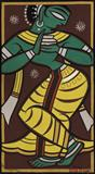 Untitled - Jamini  Roy - Winter Live Auction: Modern Indian Art