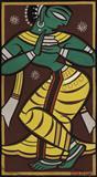 Untitled - Jamini  Roy - Winter Live Auction: Modern Indian Art