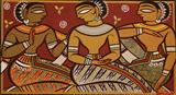 Jamini  Roy-Untitled
