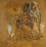 Untitled - M  Sivanesan - Winter Online Auction: Modern and Contemporary South Asian Art and Collectibles