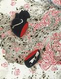 A Broken Heart - Ayesha  Durrani - Winter Online Auction: Modern and Contemporary South Asian Art and Collectibles