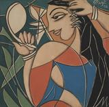 Untitled - George  Keyt - Winter Online Auction: Modern and Contemporary South Asian Art and Collectibles