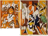 - K G Subramanyan - Winter Online Auction: Modern and Contemporary South Asian Art and Collectibles