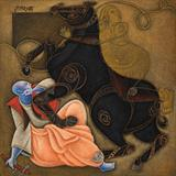 Untitled - Satish  Gujral - Spring Live Auction | Modern Indian Art