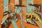 Untitled - K G Subramanyan - Creative Circuit: The Art of K G Subramanyan