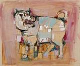 Dog - K G Subramanyan - Creative Circuit: The Art of K G Subramanyan
