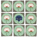 Blue Lotus - Olivia  Fraser - COVID-19 Relief Fundraiser Online Auction