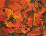 Untitled - M F Husain - REDiscovery: Auction of Art and Collectibles