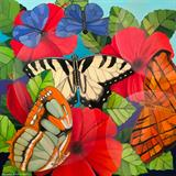 Butterflies - Senaka  Senanayake - REDiscovery: Auction of Art and Collectibles