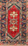 TURKISH KAZAK RUG -    - REDiscovery: Auction of Art and Collectibles