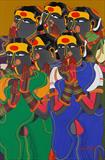 Untitled - Thota  Vaikuntam - ALive: Evening Sale of Modern and Contemporary Art