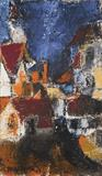 Untitled - Akbar  Padamsee - ALive: Evening Sale of Modern and Contemporary Art
