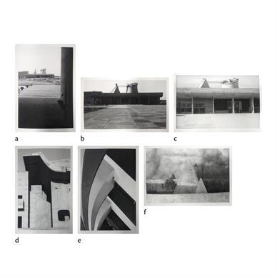 Chandigarh Photographs (Set of 6 Photographs)