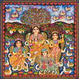 Jayasri  Burman-Sandhya Kirtan