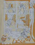 K G Subramanyan-Untitled