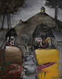Untitled - Manu  Parekh - Winter Online Auction: Modern and Contemporary South Asian Art and Collectibles
