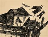 Untitled - Ram  Kumar - Spring Online Auction