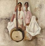 Untitled - B  Prabha - Spring Live Auction | Modern Indian Art