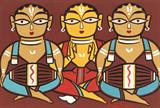 Untitled - Jamini  Roy - Spring Live Auction | Modern Indian Art