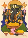 Untitled - Thota  Vaikuntam - Spring Live Auction | Modern Indian Art