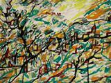 Untitled - F N Souza - Spring Live Auction | Modern Indian Art