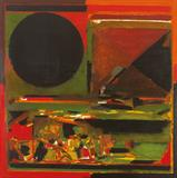 Jaipur - S H Raza - Spring Live Auction | Modern Indian Art