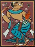 Untitled-Jamini  Roy-The Curated Auction Series (Apr 19-20, 2021)