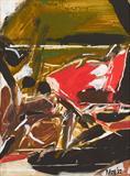 Untitled - S H Raza - Summer Live Auction