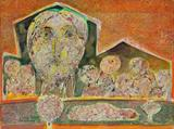 Untitled - Sakti  Burman - The Curated Auction Series