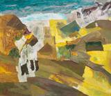 Untitled - Ram  Kumar - Spring Live Auction | Modern Indian Art