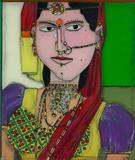 Untitled - K Laxma  Goud - Summer Online Auction