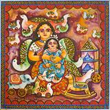 Untitled - Jayasri  Burman - Art Rises for India: A Covid-19 Relief Fundraiser Auction by the Indian Art Community