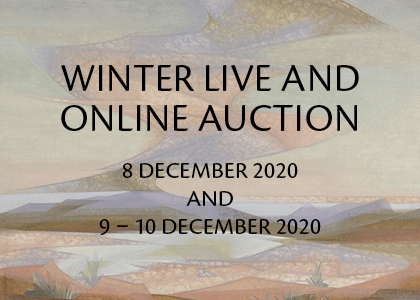 WINTER LIVE AND ONLINE AUCTION