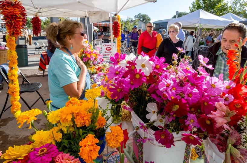 El Jardin De Flores | | Santa Fe Farmers\' Market
