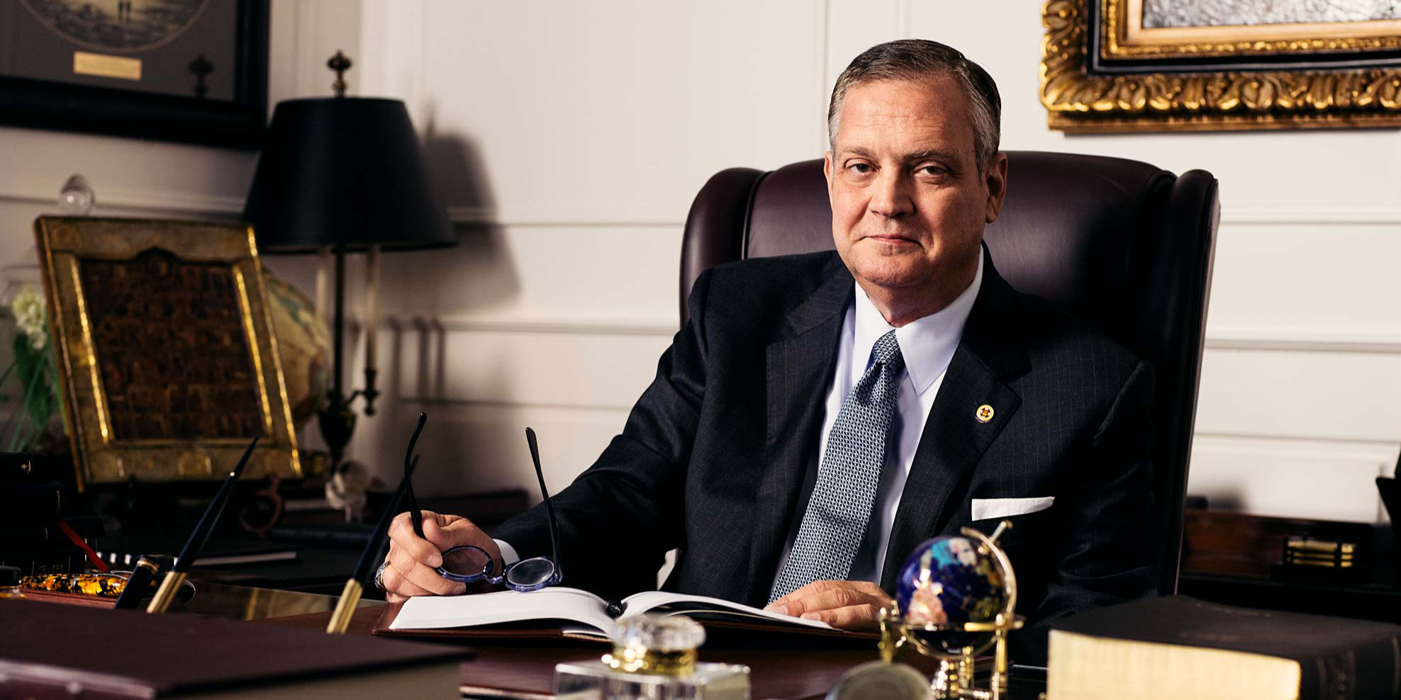 Al Mohler Stands by Vote for Trump, but is 'Horrified' by 'American Nightmare' on Capitol Hill