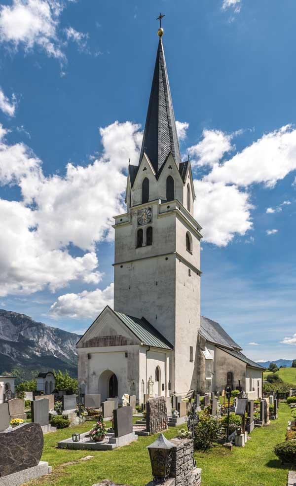 Pfarrkirche Hl. Martin in Feistritz