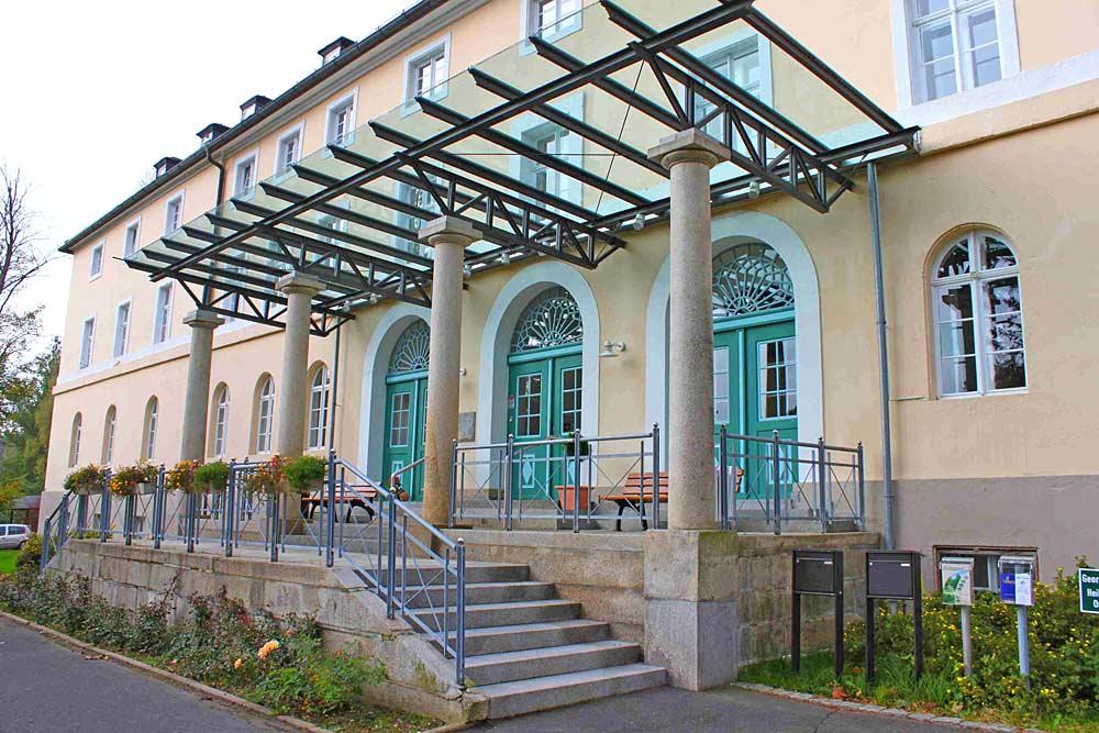 Altes Kurhaus Bad Alexandersbad