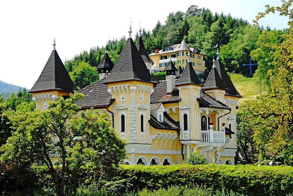 Schloss Elberstein in Globasnitz