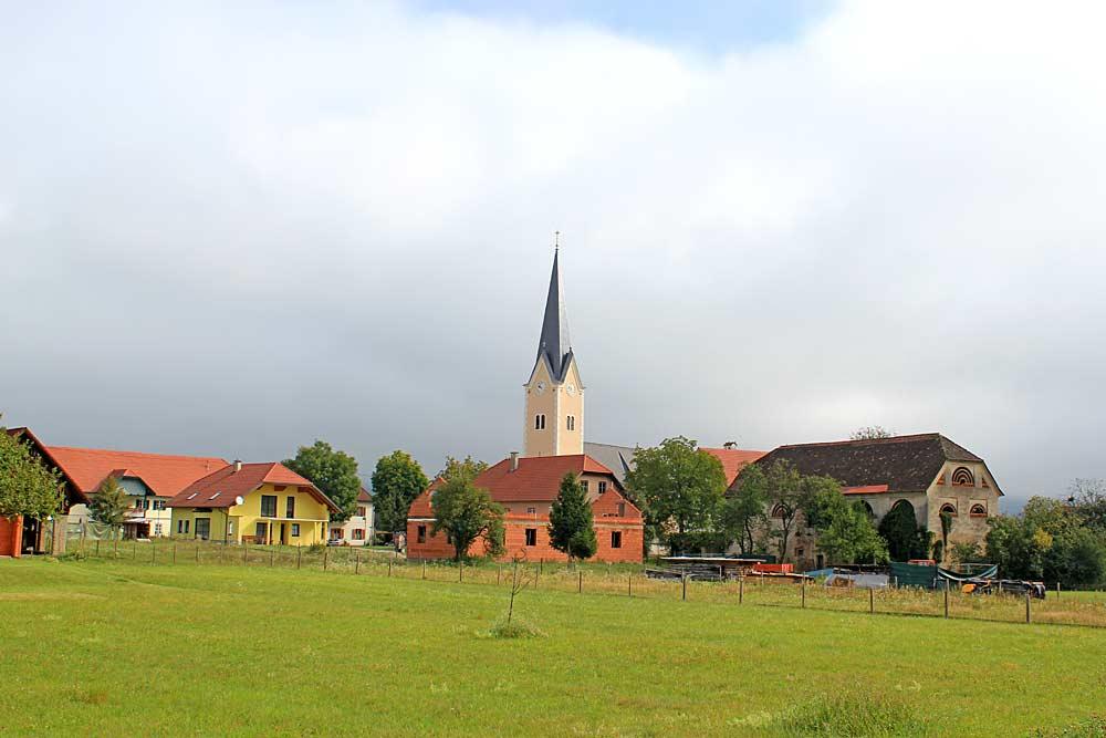 Schwabegg in der Gemeinde Neuhaus