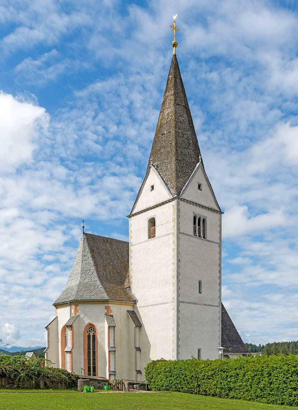 Pfarrkirche St. Maria Magdalena in Ruden