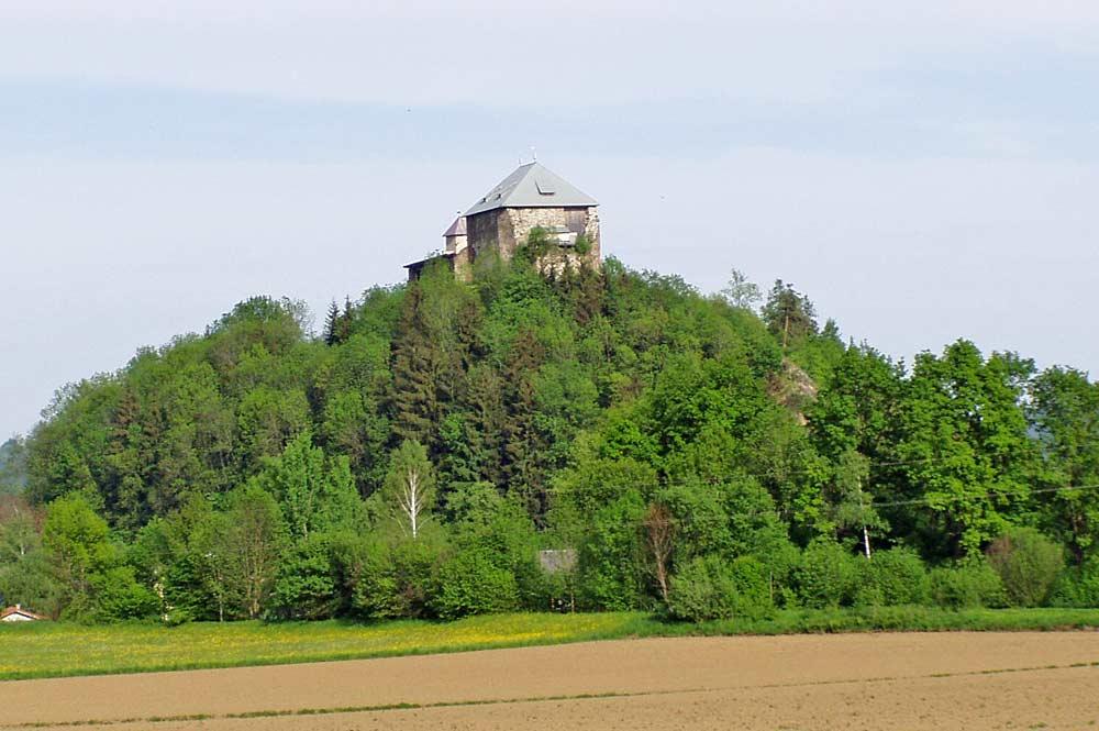 Burgruine Haimburg bei Völkermarkt