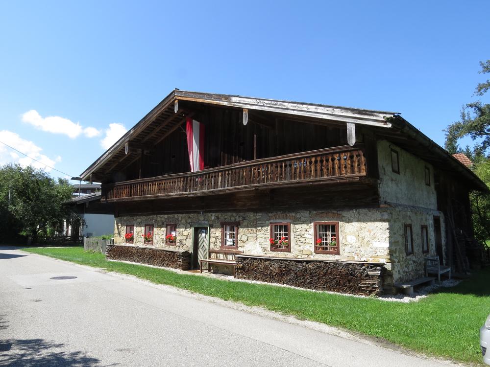 Freilichtmuseum Aignerhaus in St. Georgen