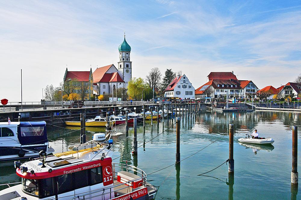 Wetter Wasserburg Bodensee