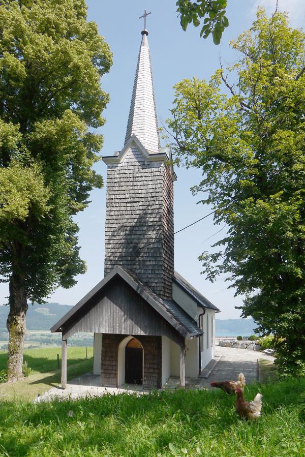 Kronbergkapelle in Straß im Attergau