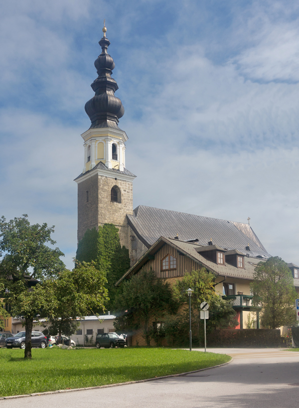 Pfarrkirche St. Martin in Thalgau