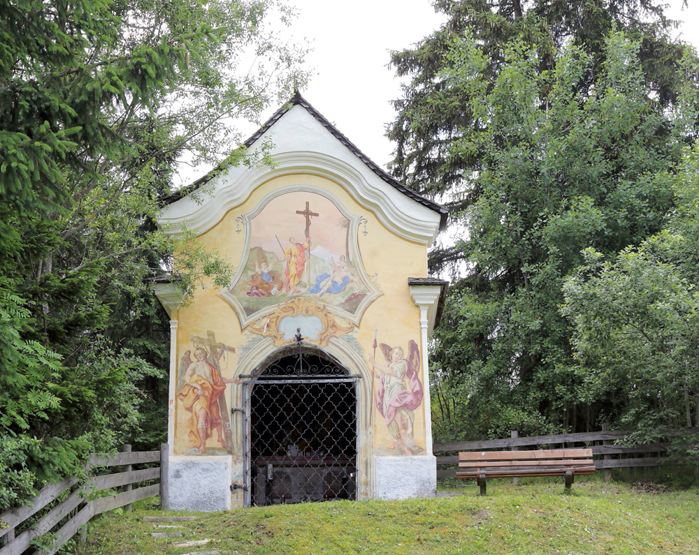 Kreuzbühlkapelle in St. Andrä