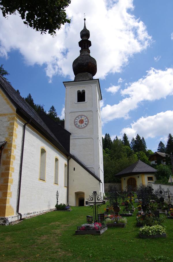 Pfarrkirche in Thomatal
