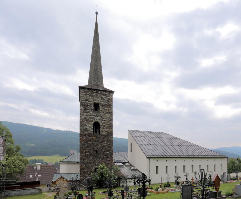Kirche in Unternberg