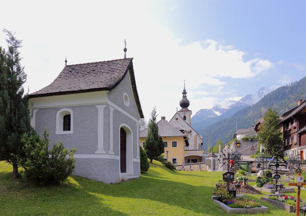 Friedhofskapelle in Zederhaus