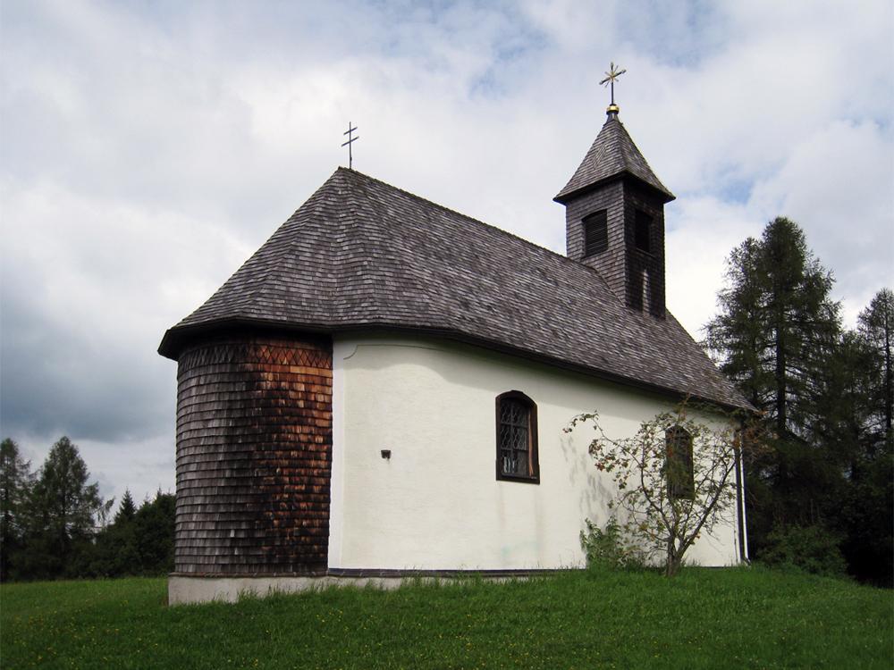 Gahbergkapelle in Weyregg am Attersee